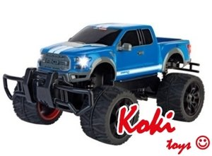 370142026 Carrera auto Ford F-150 Raptor Blue