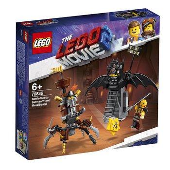 Lego Batman I Stalowobrody 70836 Marki Lego Klocki Lego