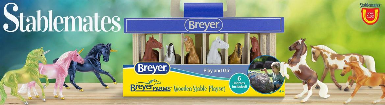 Breyer_stablemates