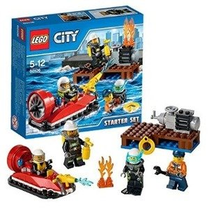 LEGO City Pożar Starter Set 60106