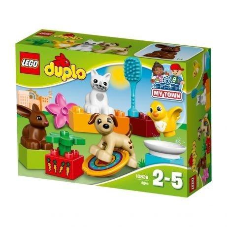 Lego Duplo Klocki Zwierzątka Domowe 10838 Marki Lego Klocki